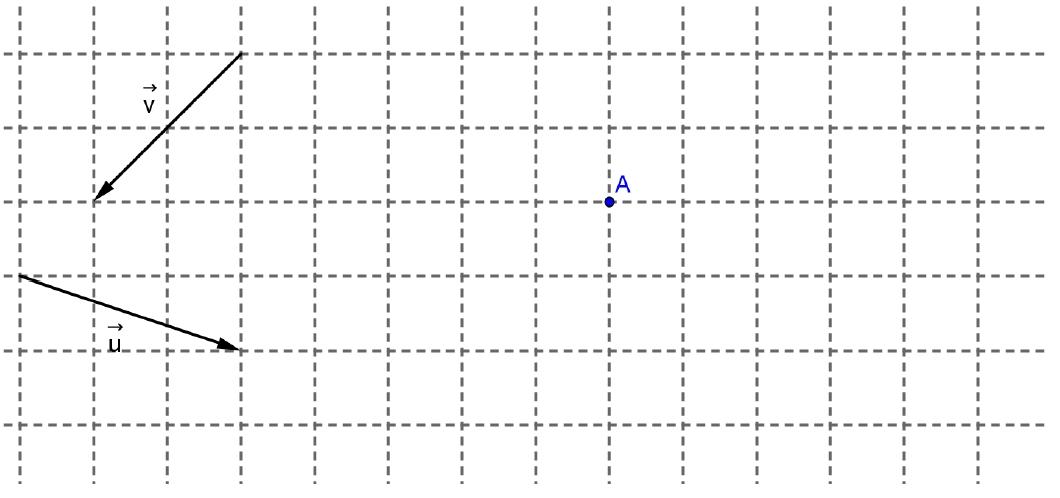 Vecteurs, milieu, parallélogramme, Chasles, construction, seconde, déterminer coordonnées
