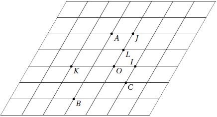 Abscisses, ordonnées, géométrie, repère, seconde