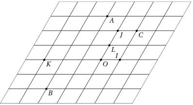 Abscisses, ordonnées, géométrie, repère, points