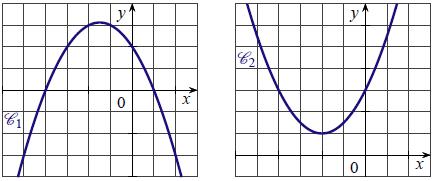 Fonction, second degré, delta, parabole, maximum, première