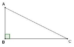 triangle rectangle produit scalaire