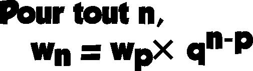 formule explicite suite géométrique