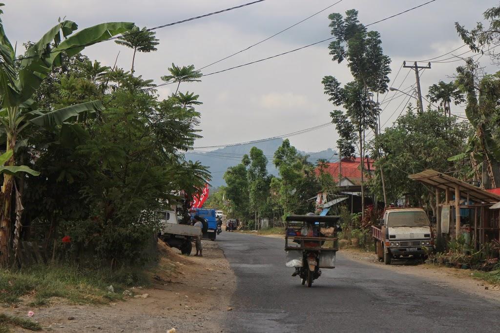 Lois continues, normale centrée réduite, la formule, terminale, Toraja, Sulawesi
